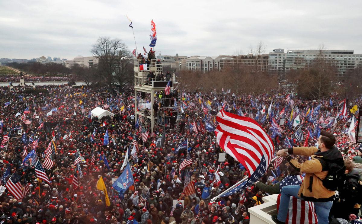 Россия, вероятно, стоит за беспорядками в США: Громкие подробности