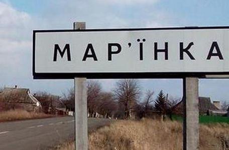 Кремль плюет на перемирие: российские гибридные войска снова накрыли минометным огнем мирные кварталы Марьинки, разрушены два жилых дома