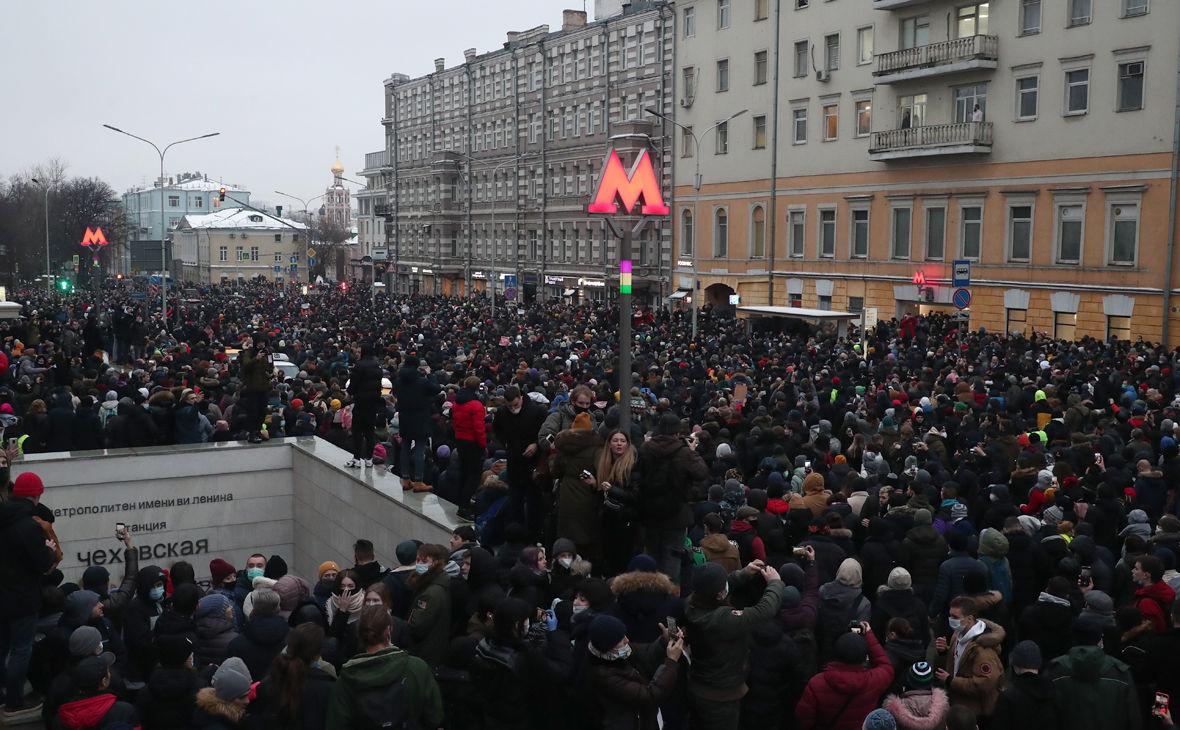 В РФ готовят массовый протест из-за угрозы жизни Навальному: в США предупредили Кремль