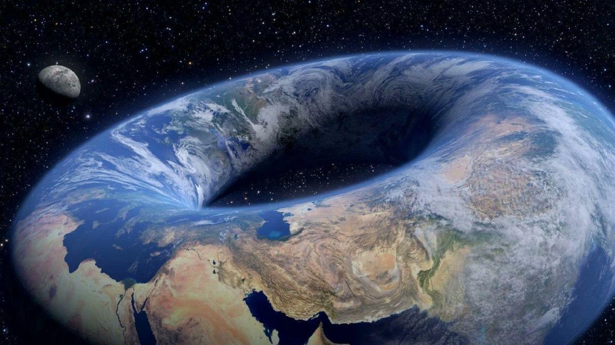 """""""Земля искривляется"""", - ученые нашли причину возникшей деформации нашей планеты"""