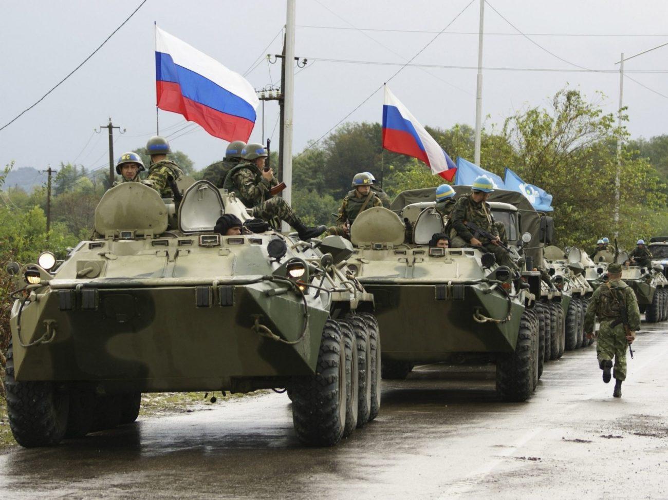"""Российские """"миротворцы"""" уже вылетели в Карабах: 9 самолетов везут 2000 солдат и 90 БТРов"""