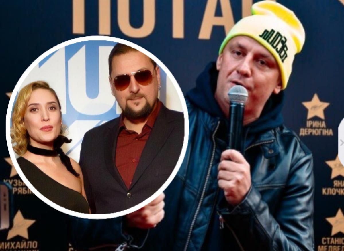 Супруг Винницкой Алексей Большой по-мужски разобрался с Потапом, детали