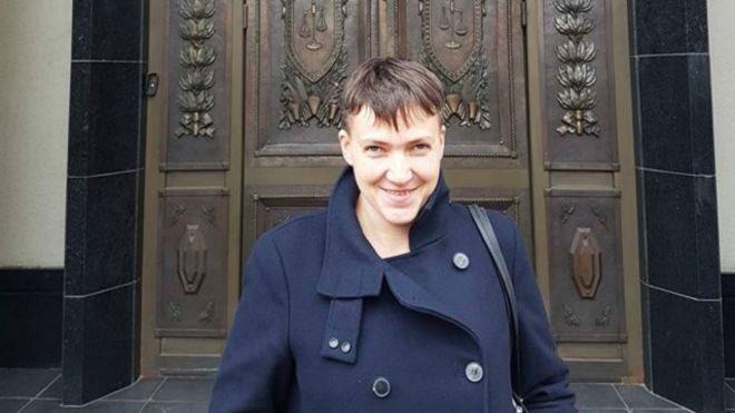 Вера Савченко рассказала, как ее сестра добиралась в Москву на суд