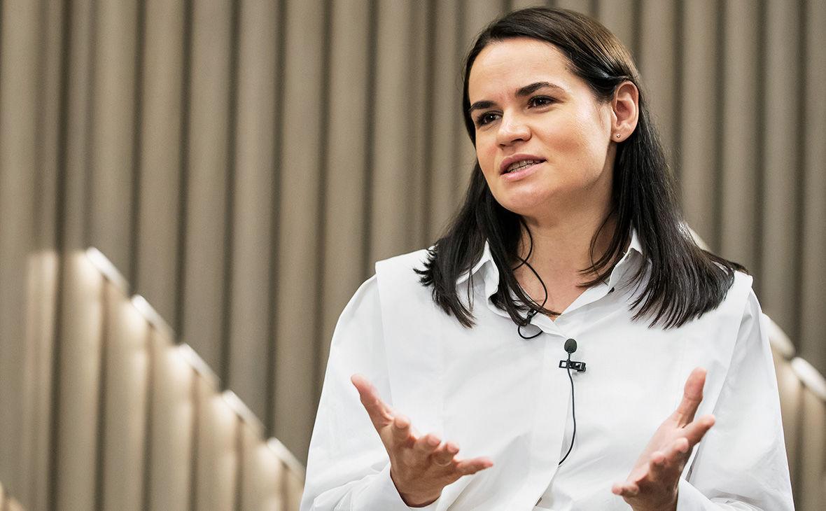 Тихановская озвучила решение, которое она хочет услышать от Байдена в отношении Беларуси