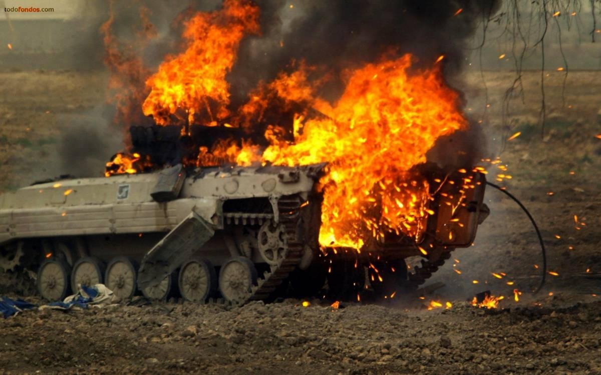 Подрыв российских танков на Донбассе: штаб ООС показал видео работы нового подразделения ВСУ