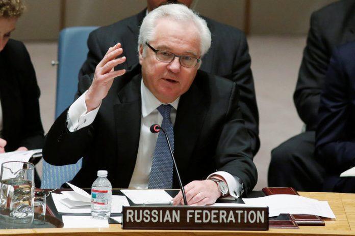 """""""Хотелось подойти к Чуркину и вылить на голову стакан воды!"""" - украинский дипломат в ООН Мацука рассказал, что переживал в зале Совбеза, когда постпред России врал о Донбассе"""