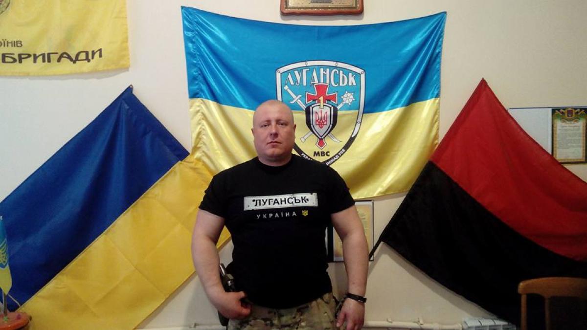 """Гибель комбата полиции """"Луганск - 1"""" Губанова: """"Прошел плен боевиков, внесен в """"расстрельный список"""""""""""