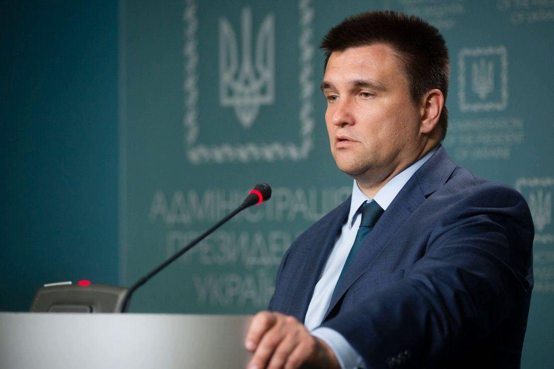 """Климкин: """"Обстрел под Шумами - не случайность, Путин повышает ставки"""""""