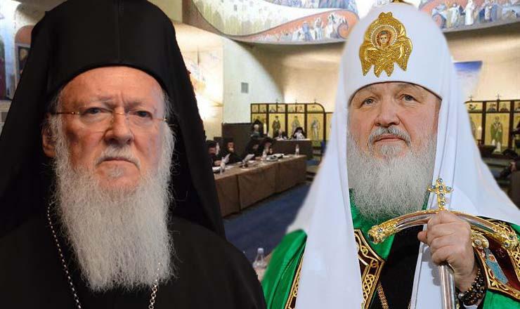 На повестке дня – украинский вопрос: патриарх Кирилл экстренно едет в Константинополь