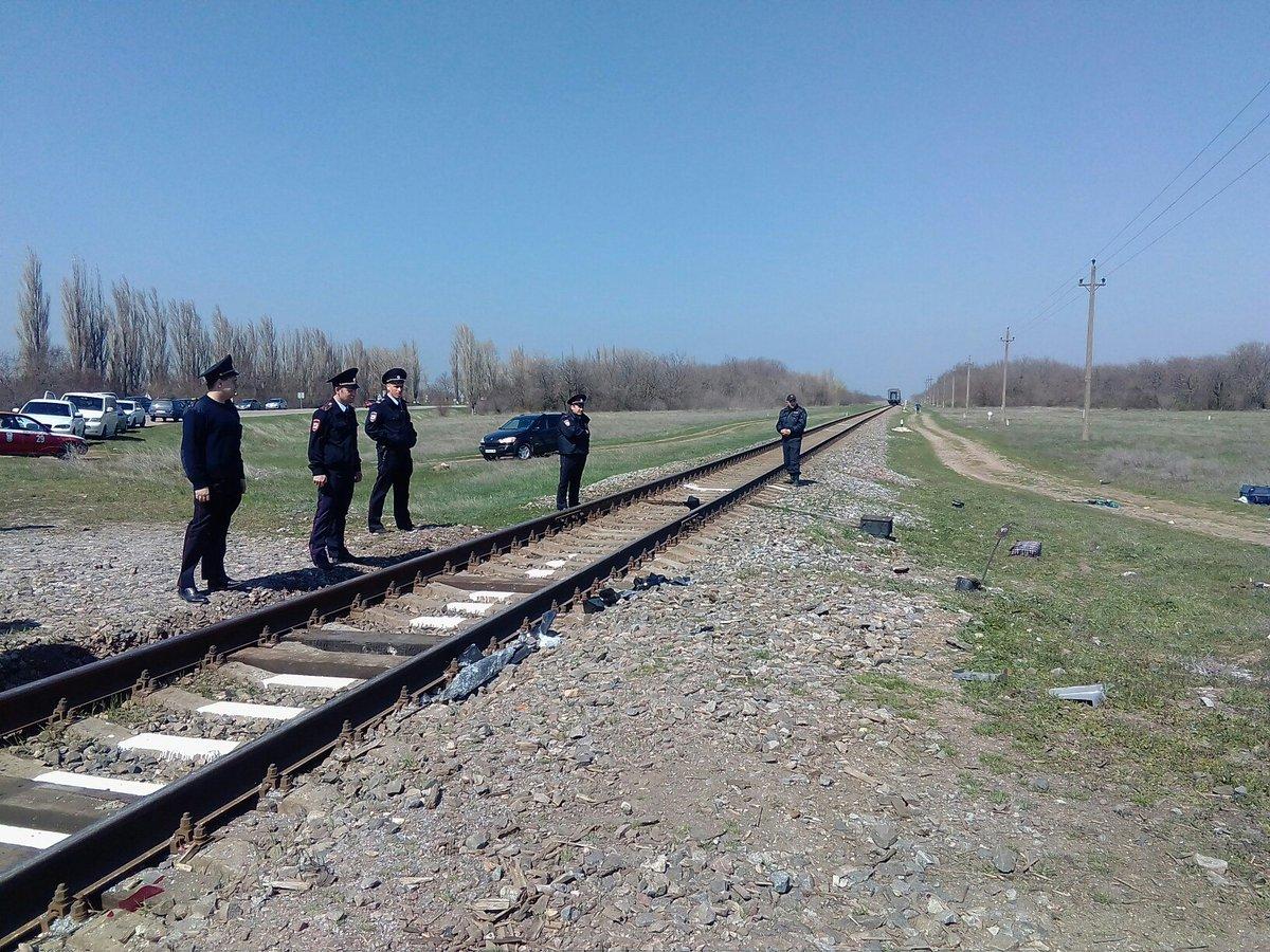 Смертельное ДТП в Крыму с пассажирским автобусом на ж/д переезде: опубликованы новые кадры с места аварии и названа причина трагедии