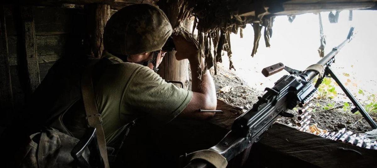 День Независимости в зоне ООС: боевики днем ранее трижды провоцировали ВСУ