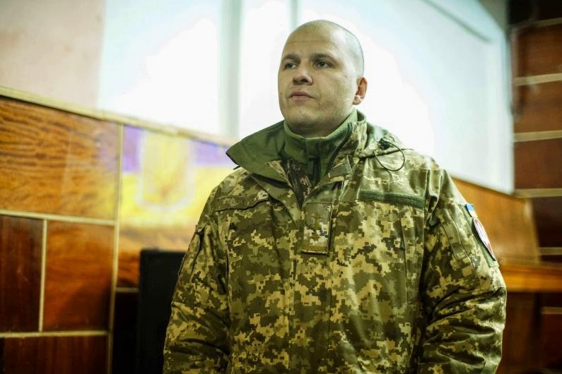"""""""Погоны не превратились в корону"""", - что известно о новом командующем десантников ВСУ Мойсюке"""