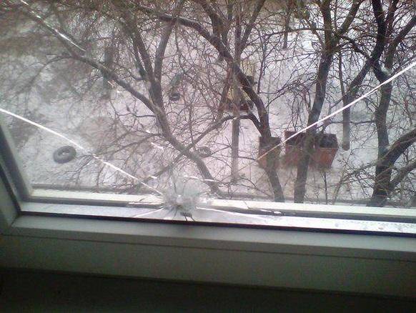 Краматорск, Град, обстрел, украина, ато