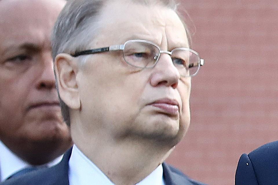 Очередная смерть российского посла, счету нет конца