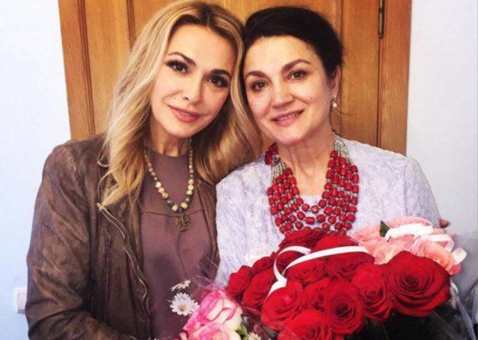 Ольга Сумская разорвала отношения с родной сестрой Натальей Сумской