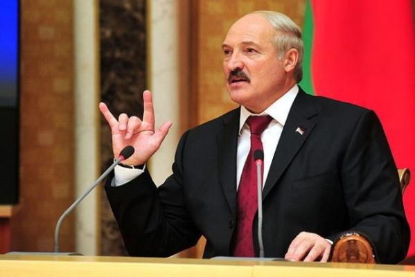 Лукашенко, русский язык, Белоруссия