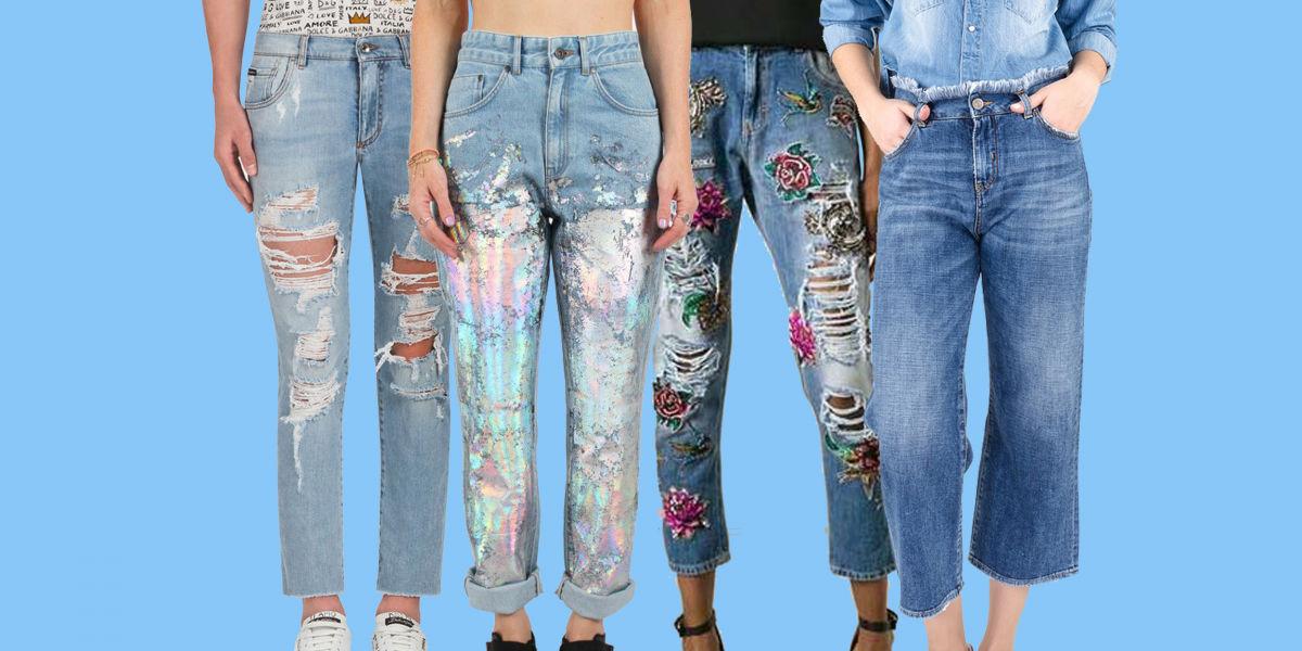 Совет стилиста: какие джинсы будут в тренде осенью и зимой в 2021 году