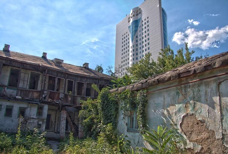 Ситуация в Донецке на утро 30 июля по данным мэрии