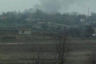 Сегодня поселок Широкино был обстрелян девять раз, - штаб теробороны