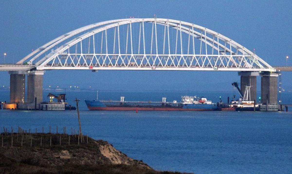 Россия закрыла для Украины Керченский пролив: российские военные сделали заявление