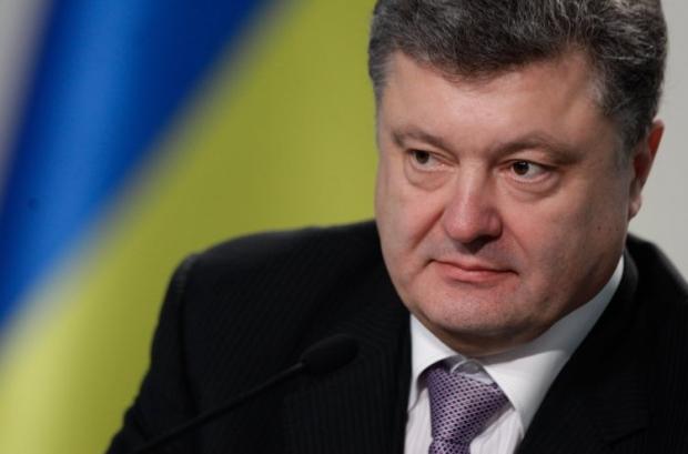 """Порошенко: Пока не выполнены пункты """"Минска-2"""", никаких поправок в Конституцию не будет"""