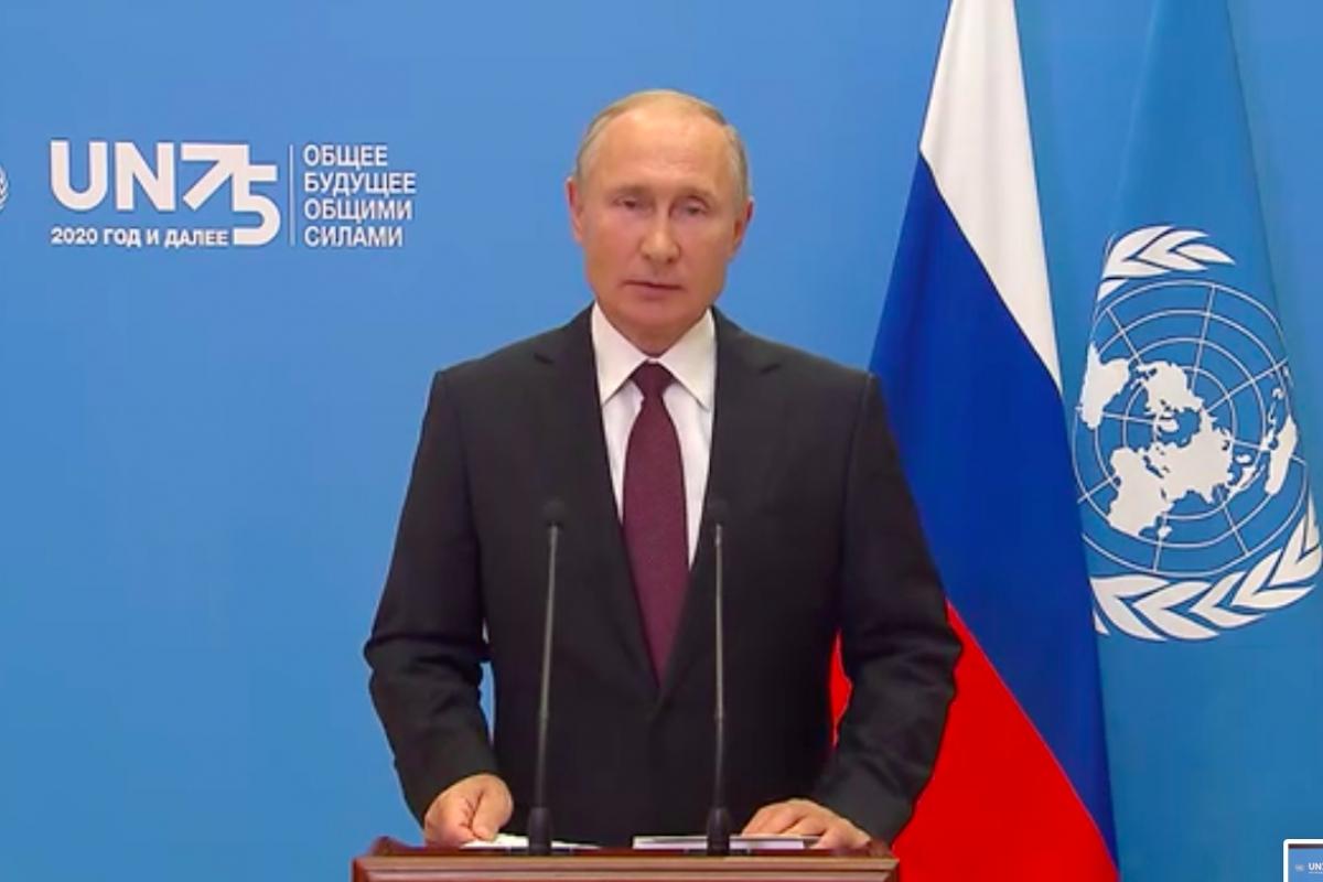 """Эксперт о выступлении Путина в Генассамблее ООН: """"Это была мольба, дела у Кремля плохи"""""""