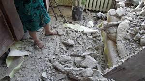 Как выглядит Лисичанск после бомбежки