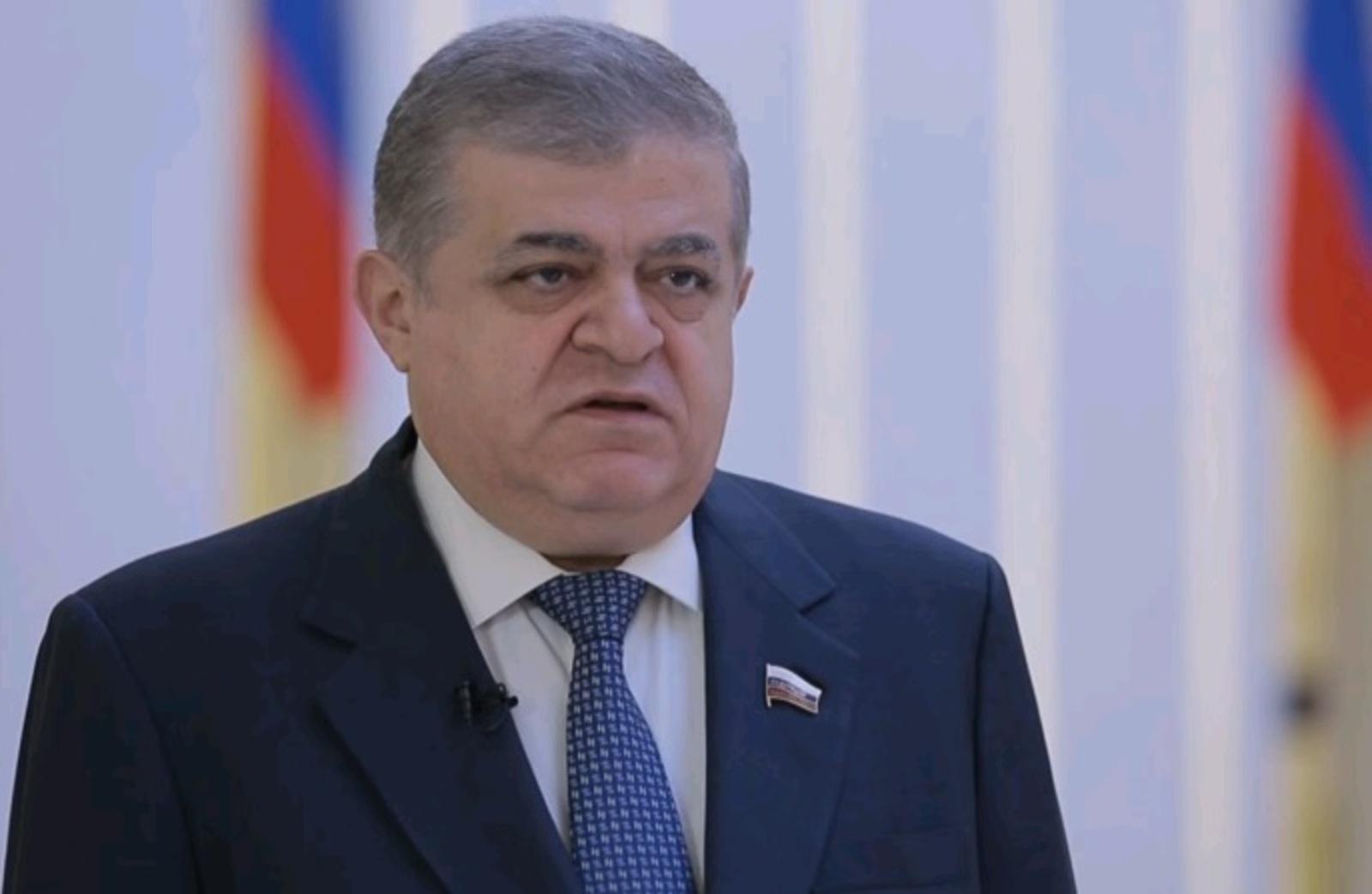 """""""Мы великая страна"""", - член Совфеда РФ Джабаров высокомерно ответил на призыв США вернуть домой украинских моряков"""