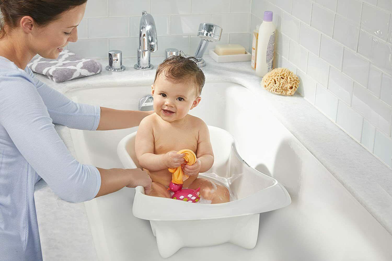 Детские ванночки: модели и их особенности
