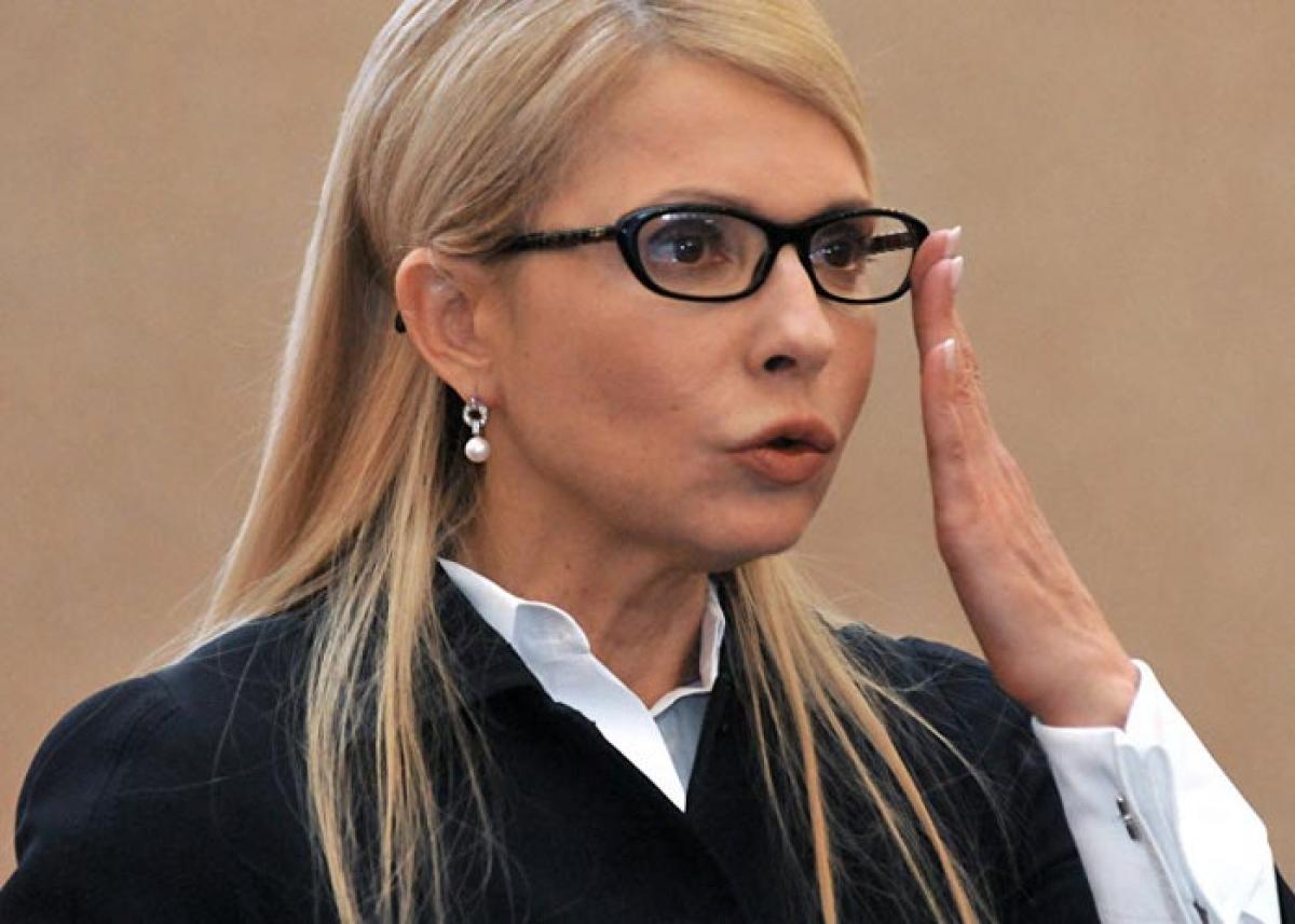 Тимошенко начала протестовать в студии Шустера, услышав неприятную правду про себя в прямом эфире: видео