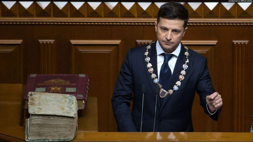 Украина, Политика, Зеленский, Верховная Рада, БПП конфликт Яковина