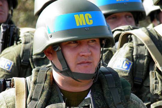 ЛНР: миротворцами в Донбассе должны быть россияне и белорусы