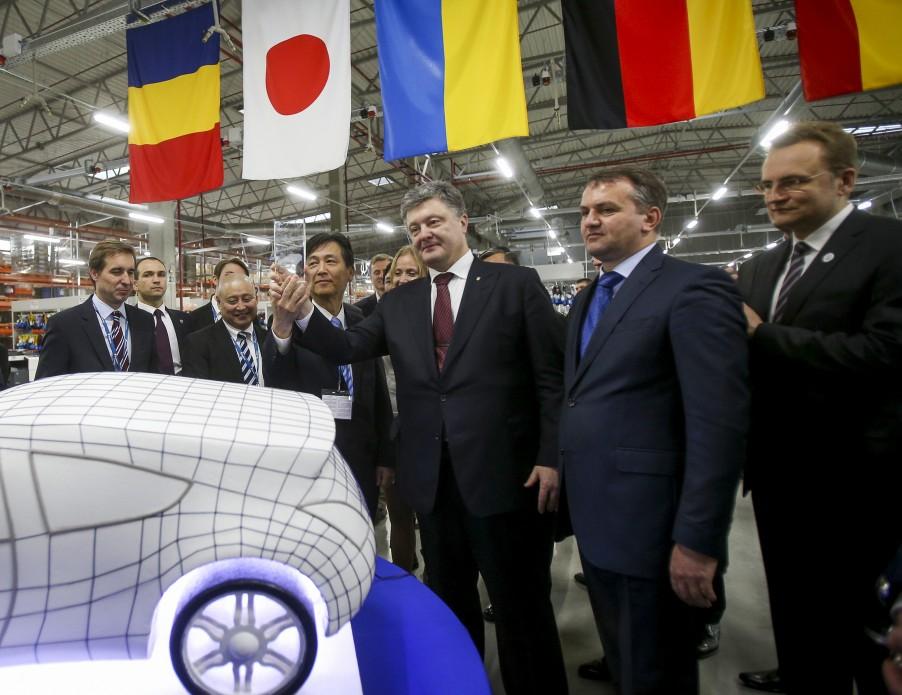У Украины появился мощный геополитический союзник. Япония – один из наших крупнейших стратегических партнеров – Порошенко