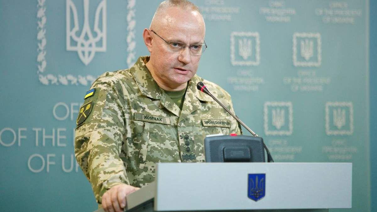 """Хомчак назвал количество военных, которых Кремль удерживает у границ: """"Достаточно для наступления"""""""