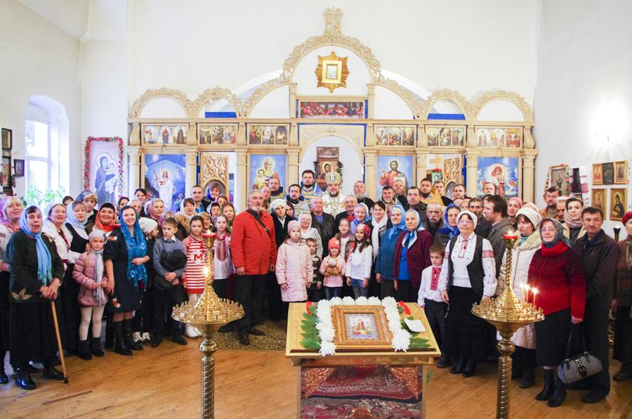 В Украинскую церковь перешла из РПЦ парафия самого старого и знаменитого больничного храма Винницкой области