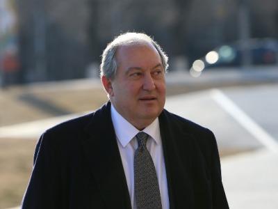 Пашинян, Саркисян, Армения, выборы