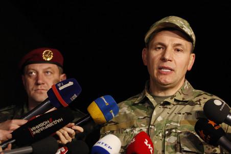 Валерий Гелетей: Россия активно провоцирует все процессы на востоке Украины