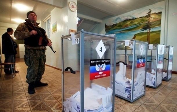 """Боевики готовы силой подавлять инакомыслящих во время нелегитимных """"выборов"""" на оккупированном Донбассе"""