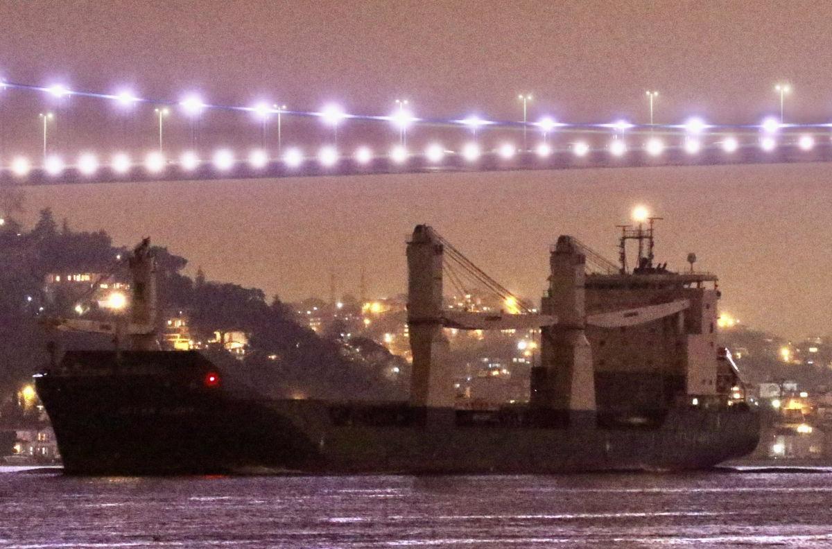 Военные корабли ВМС США вошли в Черное море – порт Одессы готовится принять полный вооружения корабль