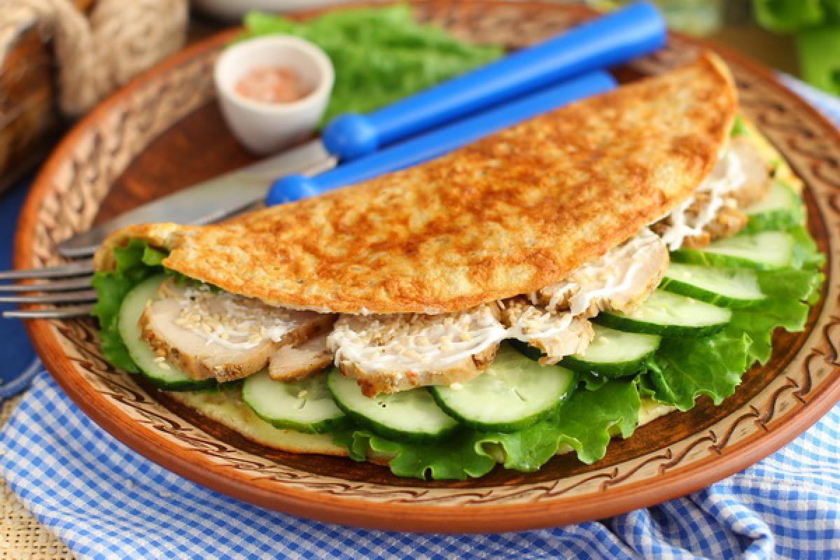 Овсяноблин Классический Рецепт Для Правильного Питания