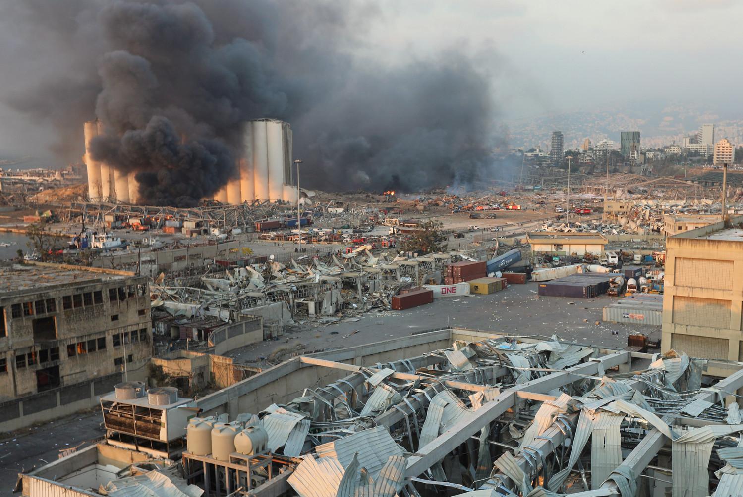 Взрыв в Бейруте: посол рассказал о пострадавших украинцах