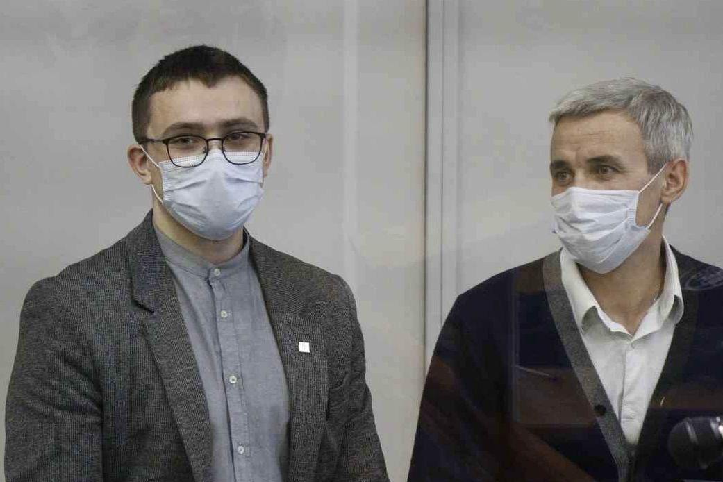 Сергей Стерненко выпущен из тюрьмы: суд Одессы принял решение в пользу активиста