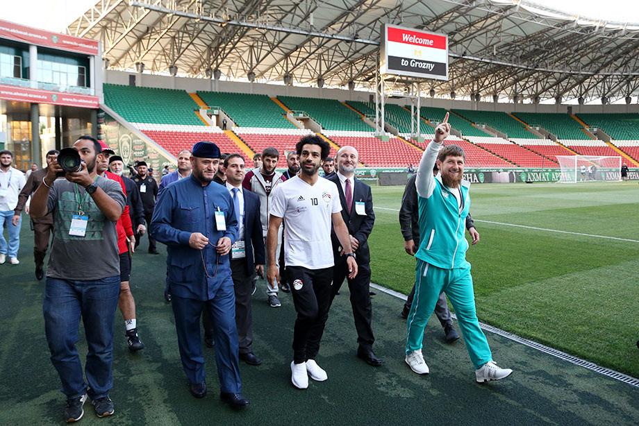 После встречи с диктатором Кадыровым Мохамед Салах хочет уйти из сборной Египта – СNN
