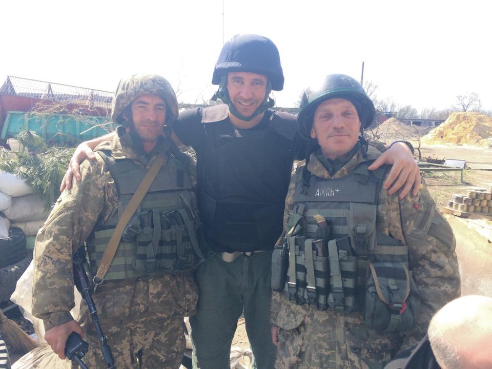 Украинские военные отстояли промзону в Авдеевке и расширили контролируемую территорию - Роман Бочкала