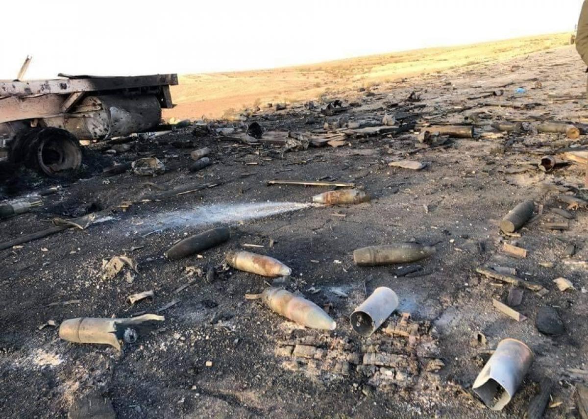 Турция бомбит россиян в Ливии: уничтожено 20 наемников и 8 грузовиков с оружием для ЧВК Вагнера