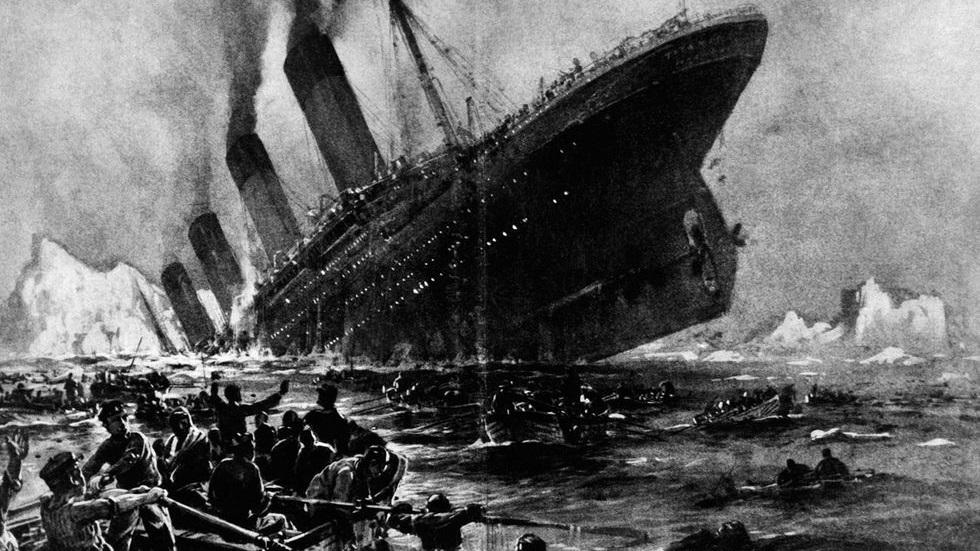 Титаник, крушение, корабль, происшествие, история, аномалия, гипотеза, взрыв, газ, Вагинак Бюрат