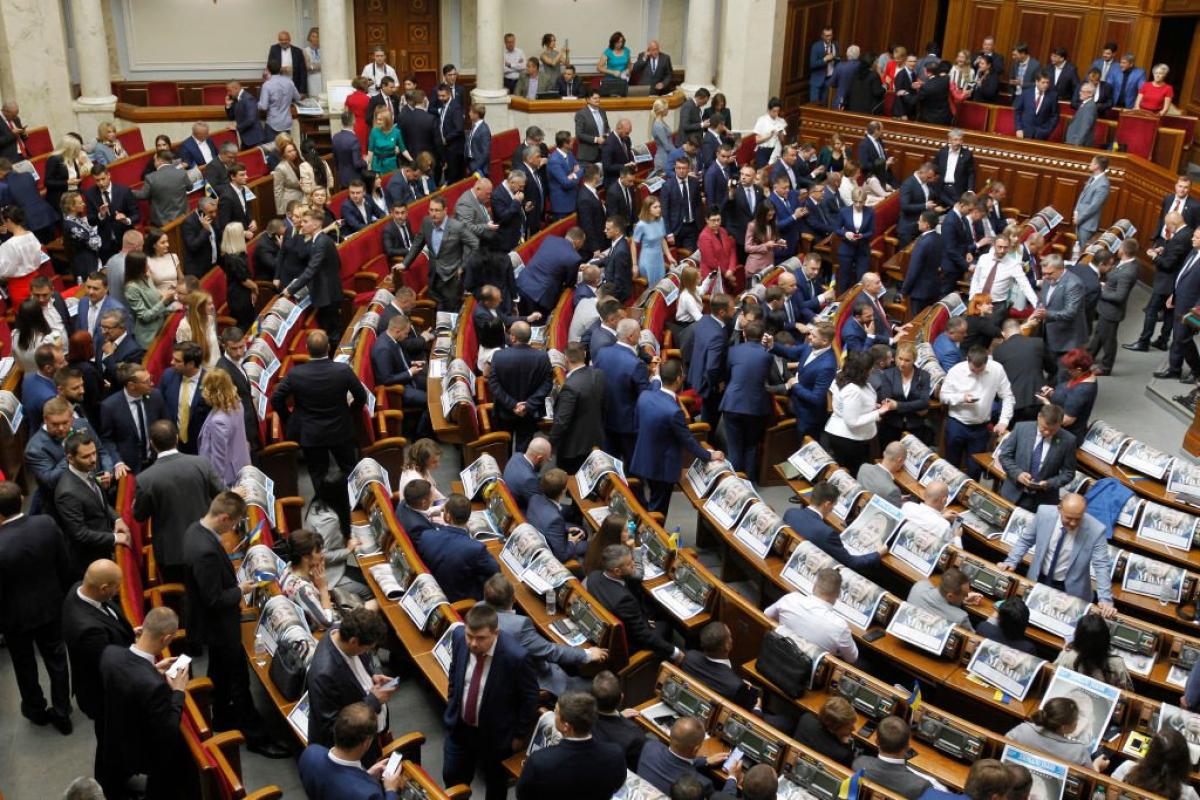 Верховная Рада приняла закон о борьбе с коронавирусом в Украине: что известно