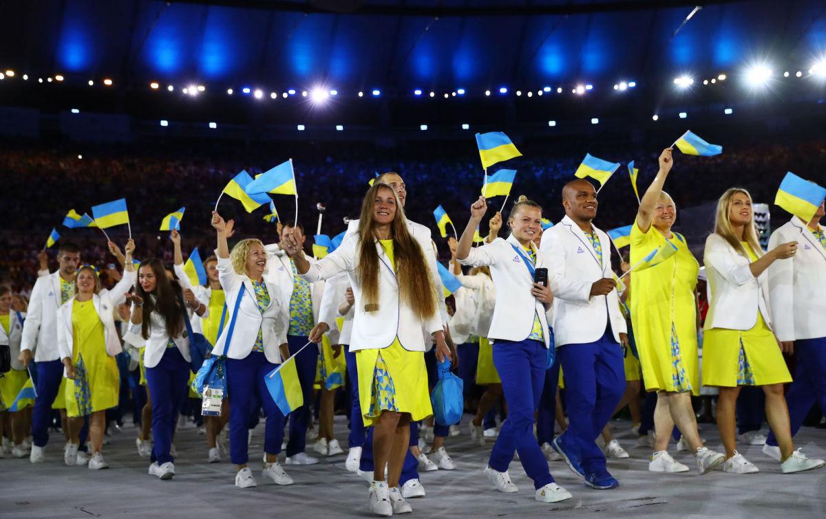 Украина намерена провести две Олимпиады