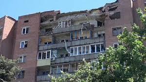 Горсовет: в Донецке погибли три мирных жителя. Значительно повреждены гражданские объекты