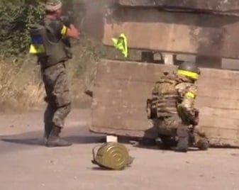 """Как батальон """"Донбасс"""" воевал за Иловайск"""